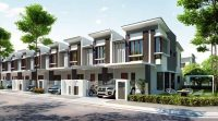 NEW Double Storey Bangi Nilai Good Invest