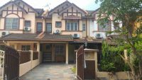 FOR SALE –  DOUBLE STOREY TERRACE HOUSE AT PUTRA HEIGHTS SUBANG JAYA