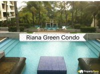 Riana Green Confomnium @ Dsmansara for rent (fully furniture)