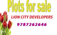 Plots for sale in Trichy – Chennai NH