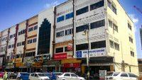4-Storey Shop lot for Sale in Jalan Banggol, Kuala Terengganu Commercial City Centre