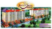 Bagan Sena Apartment for rent