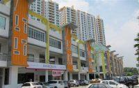 The Zest Ground Floor Shop , Bandar Kinrara