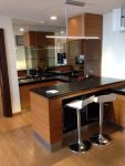 Fully furnished suites at Dua Sentral, Brickfield