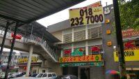 Plaza Usahawan Crystalville,Melati, Melawati