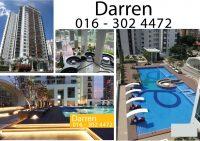 Rent Today! Convenient Location (Arte Kuchai Lama Condominium)