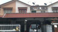 Rumah teres 2 tingkat area bandar sunway untuk di jual