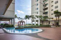 D' Alamanda Condominium including Aircond