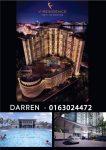 V'Residence Condominium, Medium Room is Available Now!