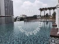 Fully furnished unit in alam sanjung, shah alam