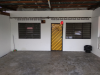 Taman Perwira Sijangkang House for rent