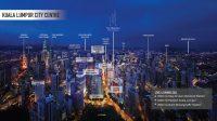 The Manhattan Serviced Residences@ Bukit Bintang, 1-bedroom, KL Tower view