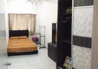 (MUST)Bandar Ainsdale Townhouse Suci, for small family, Furnished