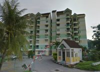 Mutiara Ria Apts for sale 320K contact Mark 0142447941