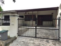 1 sty link house @ Taman Pelangi, Johor Bahru