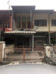Double Storey Terrace House, Taman Germuda, Ipoh (RM230k)