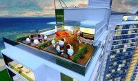 Luxurious Seaview Service Apartment