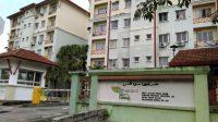4 bedroom unit at Seri Galaksi apartment, Subang U5