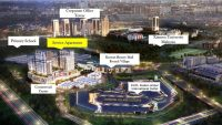 KLIA New Investment Project !! Installment Rm1300 Rental RM3000!! Opposite XIAMEN Nni & KL Outlet !