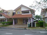 [For Rent] Double Storey Semi-D @ Precinct 15, Putrajaya. Near Alamanda