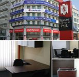 Serviced Office in Fraser Business Park include utilities charge