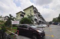 3rd Floor Duplex Dahlia Apartment, Pandan Indah, Kuala Lumpur