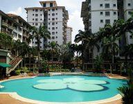 Costa Mahkota Hotel 2bed 2bath Sea +Pool view For Sell!!!
