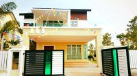 NEW LUXURY SPACIOUS 2 STOREY BUNGALOW READY MOVE IN SEREMBAN SENAWANG