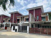 Double Story Terrace House for Sale in Kota Bharu Kelantan