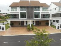 Luxury 3 Storey Semi D House