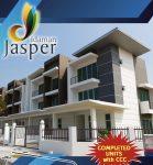 Idaman Jasper 2 1/2 storey terrace house 20′ x 72′