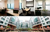 Great Facilities Office Suite in Megan Avenue 1
