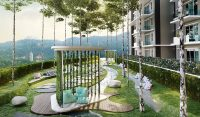 RM430psf ! Hilltop Low Dense Condo in Ampang