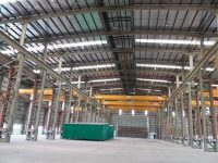 Pasir Gudang Tanjung Langsat Detached Factory With 4000 amp Power Supply For Sale