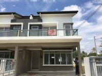Cornet Lot Double Storey Terrace House Semenyih