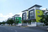 228 Smart Industrial Park @ Beranang, Selangor, 3 Storeys Semi-D Factory