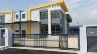 Lekas 32 Industrial Park @ Semenyih, Selangor, 1.5 Storeys Corner Semi-D Factory