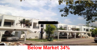 (Below Market 34%) Town House Persiaran Cinta Kasih 2 Country Heights