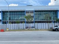 Semi Detached Factory for rent in Port Klang