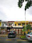 Double-storey terrace house