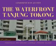 Auction: The Waterfront Condominium Tanjung Tokong
